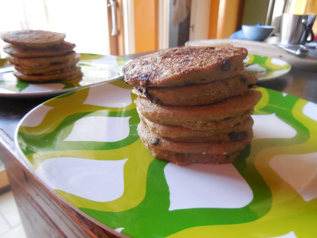 Gluten-Free Quinoa Pancakes - Vegan Muscle and Fitness