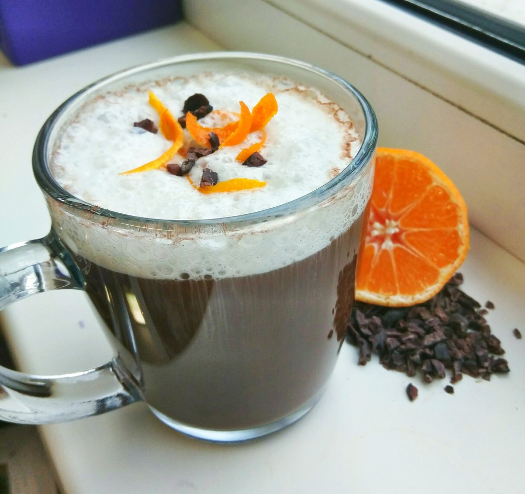 Chocolate Orange Mocha