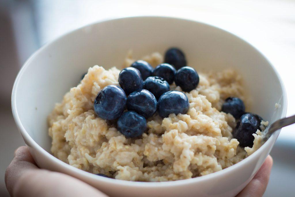 Plant-Based Breakfast Oatmeal